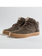 Djinns Chunk Spotted Gum Sneakers Dark Brown