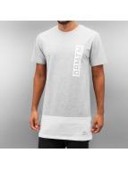DreamTeam Clothing Футболка Trans Long серый