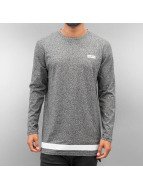 DreamTeam Clothing Longsleeve Horizon schwarz