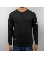 DreamTeam Clothing Pullover Mae Raglan noir