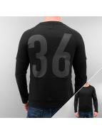 DreamTeam Clothing Pullover 36 schwarz