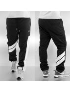 DreamTeam Clothing Spodnie do joggingu Trainer Sweatpants czarny