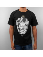 DreamTeam Clothing t-shirt Bel Fuckin Air zwart