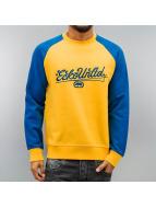 Ecko Unltd. Пуловер Sick Nature желтый