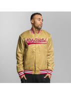 Ecko Unltd. Shinning Star Bomber Jacket Golden