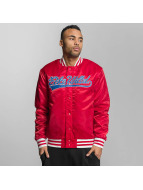 Ecko Unltd. Shinning Star Bomber Jacket Red