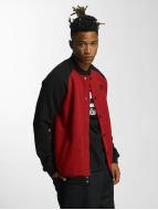 Ecko Unltd. Slobodan Melange College Jacket Red Melange