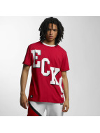 College T-Shirt Red...