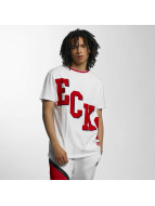 College T-Shirt White...