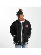 Ecko Unltd. Big Logo College Jacket Black
