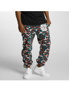 Joe Sweatpants Red/Camo...