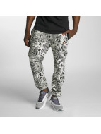 Ecko Unltd. Comic Allover Sweatpants Black