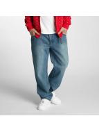Ecko Unltd. Loose fit jeans Kashyyyk blauw