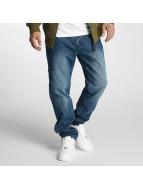 Ecko Unltd. Loose Fit Jeans Kamino niebieski