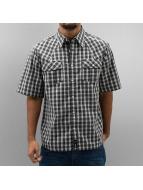 Ecko Unltd. overhemd Barrack Woven grijs