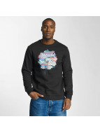 Retro Sweatshirt Black...