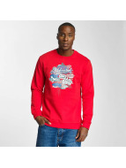 Retro Sweatshirt Red...