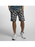 Ecko Unltd. Shorts Allover schwarz
