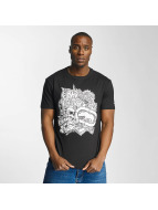 Skullprint T-Shirt Black...