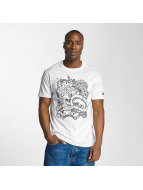 Skullprint T-Shirt White...