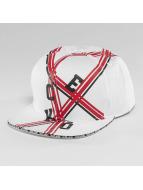 Ecko Unltd. Snapback Caps GraceBay bialy