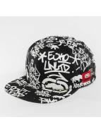 Ecko Unltd. Snapback Caps Graffiti musta