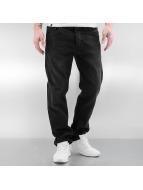 Ecko Unltd. Straight fit jeans Soo zwart