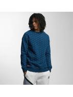 Ecko Unltd. Swetry Crew Star niebieski
