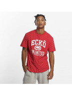 Ecko Unltd. T-paidat Everywhere are Rhinos punainen