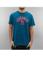 Ecko Unltd. t-shirt Bobby blauw