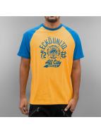 Ecko Unltd. t-shirt Cit geel