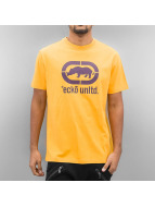 Ecko Unltd. T-Shirt John Rhino gelb