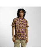 Ecko Unltd. T-Shirt Allover purple