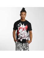 Ecko Unltd. T-Shirt Grafitti schwarz