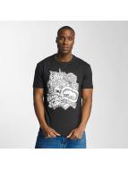 Ecko Unltd. T-Shirt Skullprint schwarz