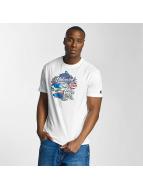 Ecko Unltd. T-shirt Retro vit