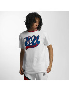 Ecko Unltd. T-shirts With Patch hvid