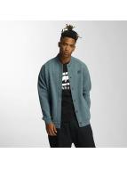 Ecko Unltd. Slobodan Melange College Jacket Blue Melange