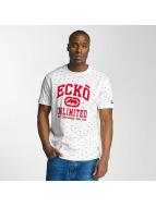 Ecko Unltd. Tričká Everywhere are Rhinos biela