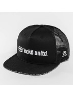 Ecko Unltd. Trucker Cap Clifton nero