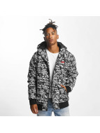 Ecko Unltd. Allover Anorak Black