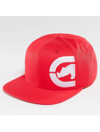 Ushi Snapback Cap Red...