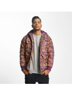 Ecko Unltd. Allover Anorak Bordeaux