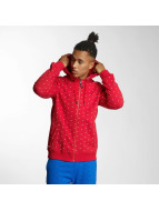 Ecko Unltd. Bobby Basic Zip Hoody Red