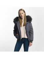 Eight2Nine Демисезонная куртка Big Hood серый