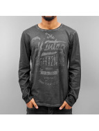 Eight2Nine Longsleeve Stay True grau