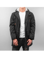 Eight2Nine Manteau London noir