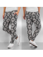 Eight2Nine Sweat Pant Jacquard white
