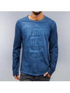 Eight2Nine T-Shirt manches longues Stay True indigo