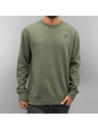 Electric Пуловер VOLT оливковый